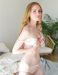 This cute and sexy slim girl totally loves showing off her perfectly shaped naked body for the world.
